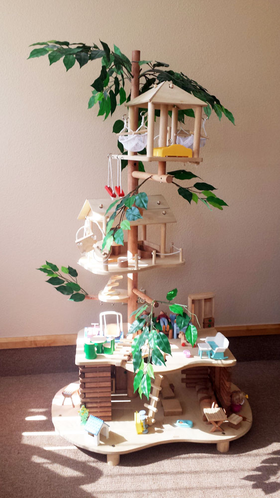 Play Therapy Tree House